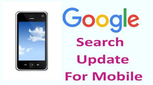 google-search-update