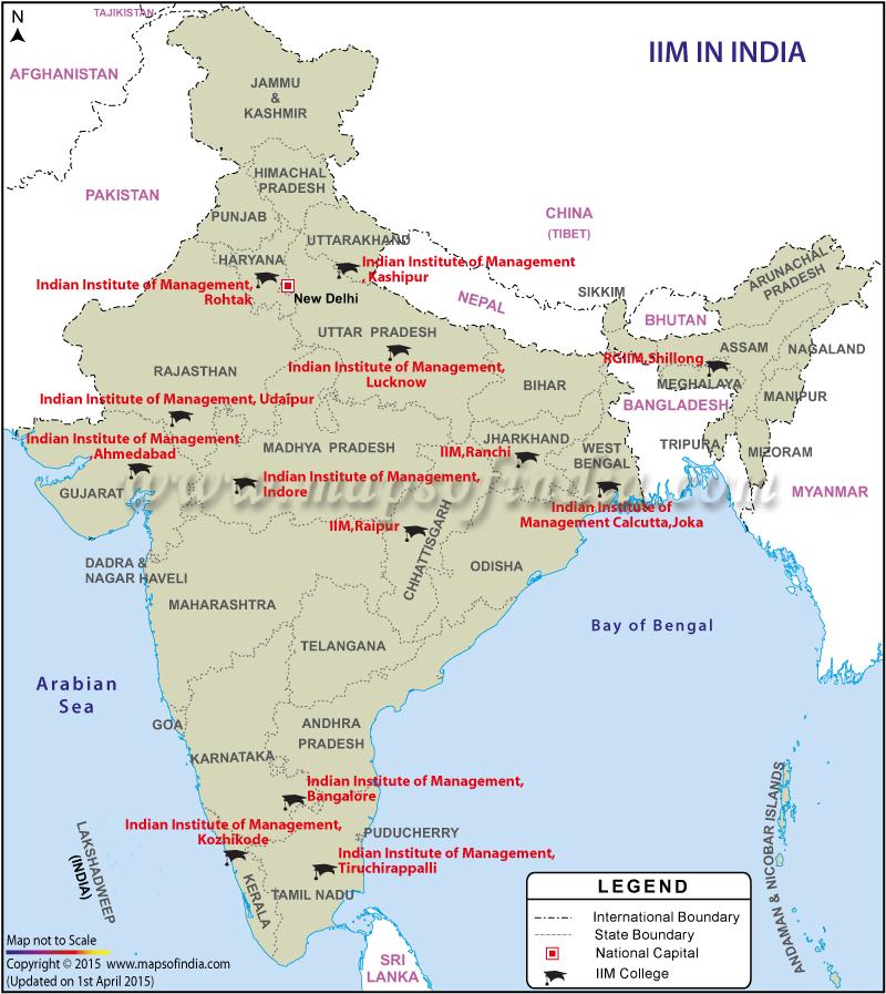 IIM colleges in india