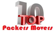 top 10 packers and movers india