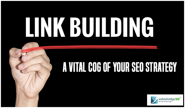 Link Building: A Vital Cog of your SEO Strategy
