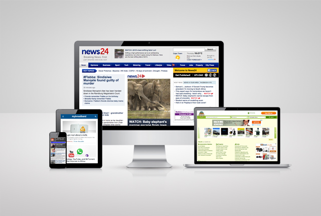 Top 10 South African websites