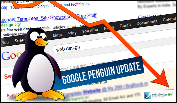 Was the Recent SERP Shake up Result of Google Penguin Update?