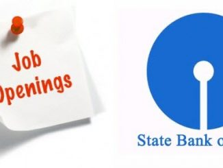 PO (Probationary Officer) Jobs-SBI 2016