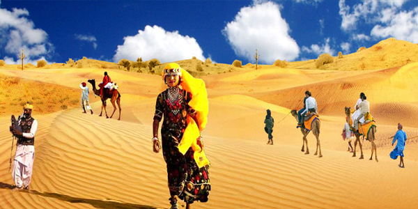 Book Rajasthan Travel Service online at Low Cost