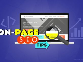 7 Easy On-Page SEO Optimization Tips To Boost Website Traffic