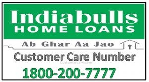 Indiabulls Home Loan Customer Care Number Toll Free Loan Enquiry No