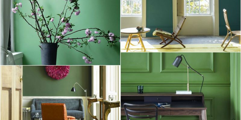 Why green should always be seen in our homes