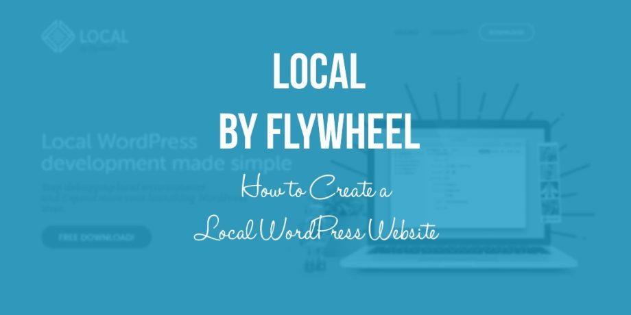 Create a Local WordPress Website on Mac