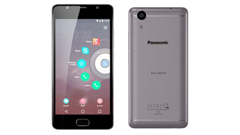 Panasonic Eluga Ray, P85 With 4000mAh Battery Launched in India