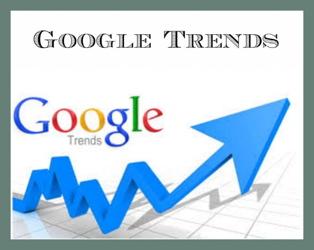 Google search ranking trends