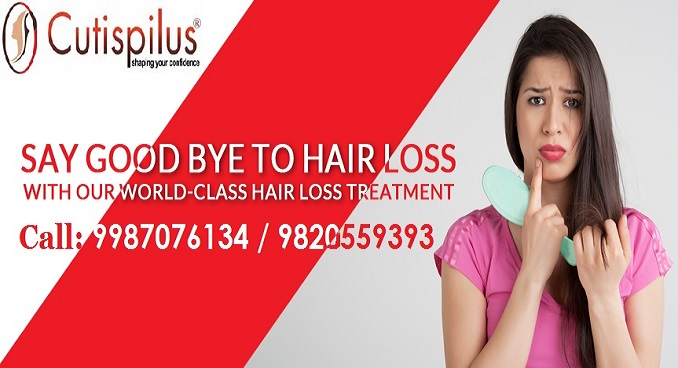 Best Hair Fall Treatment in Mumbai
