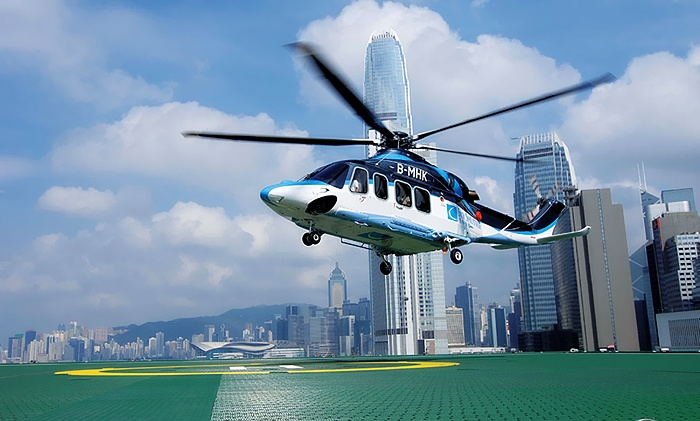 Helicopter Charter Service in India