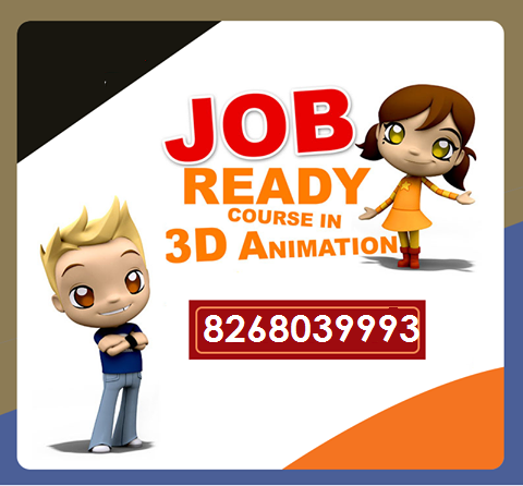 3D Animation Course in Mumbai