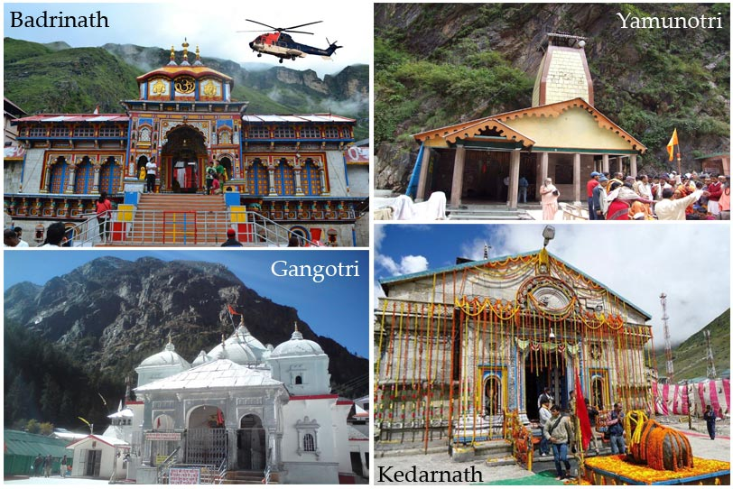 Char Dham Yatra Helicopter Service