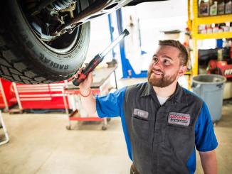 Correct Automobile Repair