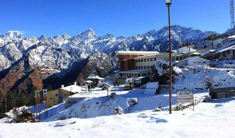 AULI TOUR PACKAGE EX DELHI 06 DAYS
