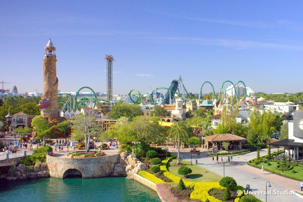 Most Popular Destinations in Orlando