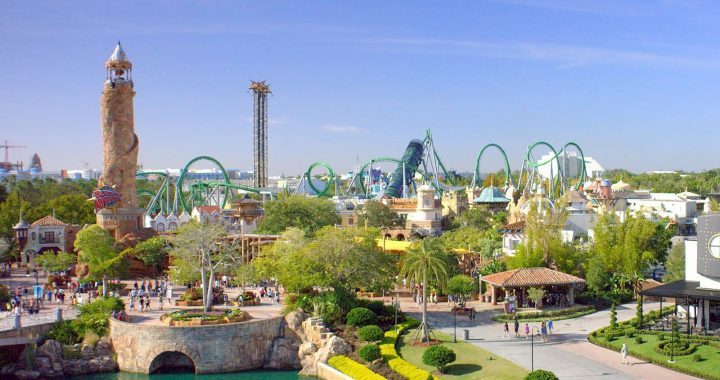 Most Popular Destinations in Orlando