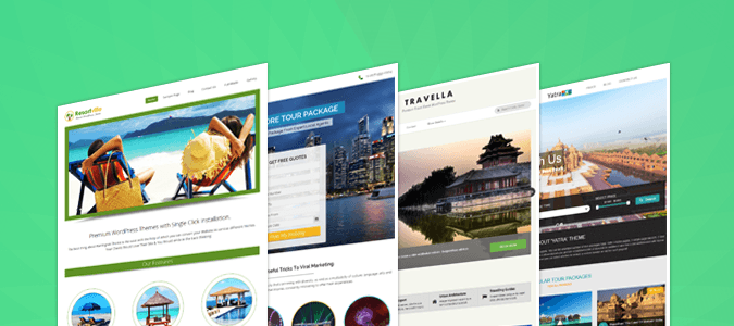 4+ Best Free WordPress Travel booking Plugins