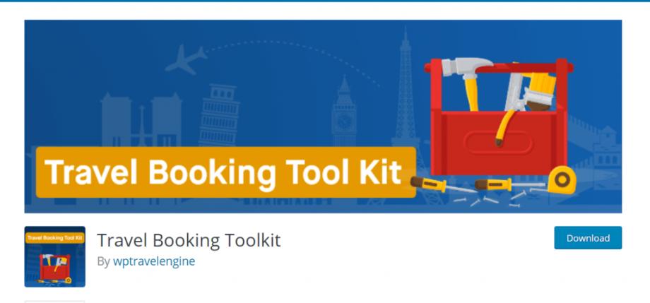 Travel Booking Toolkit