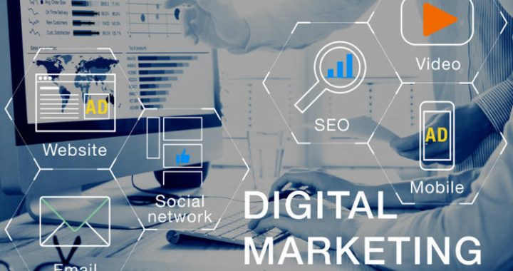 top 10 digital marketing companies in London