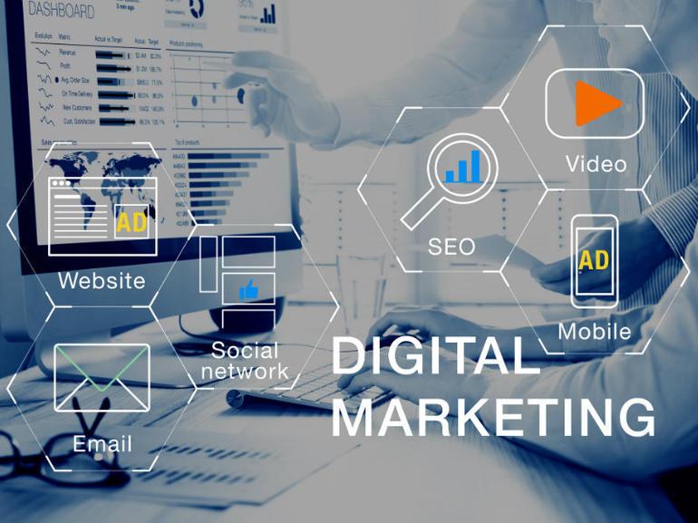 top 10 digital marketing companies in London