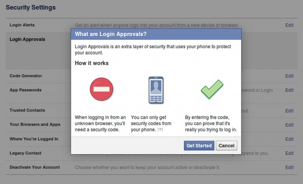 How to Bypass Login Approvals on Facebook