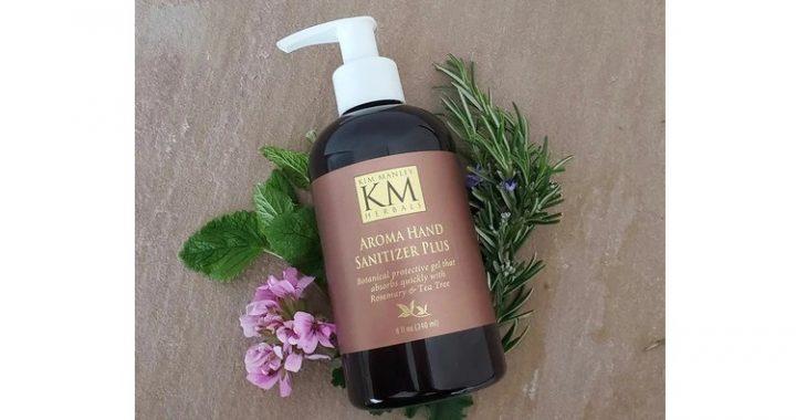 aromatherapy hand sanitizer