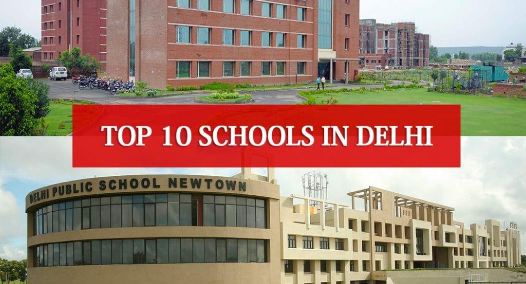 Top 10 Schools in West Delhi