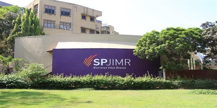 S.P Jain Institute of Management and Research (SPJIMR)